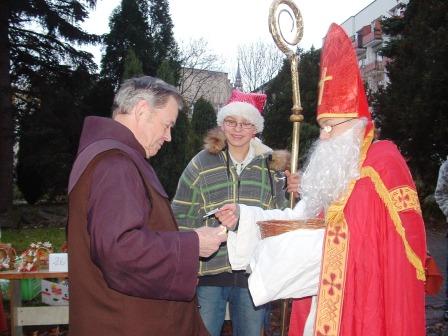 Kiermasz świąteczny 2009