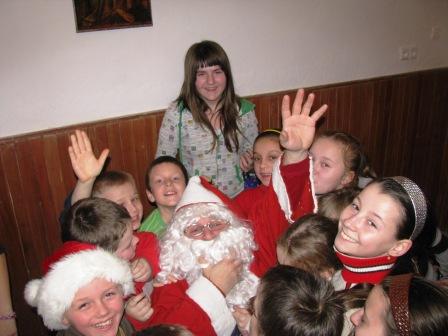 Mikołaj 6.12.2010r.