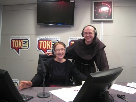 Audycja w TOK FM