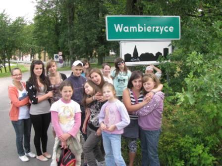 Wambierzyce 25-29.07.2011r.