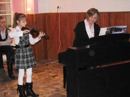 Adwentowe Wieczory Muzyczne 28.11.2010r.