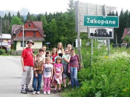 Zakopane 5-8.07.2010