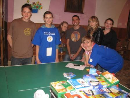 Zbiórka żywności 23.09.2011r.