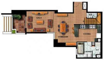 Atrium 1 Dormitorio