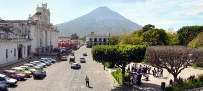Antigua, bella ciudad colonial