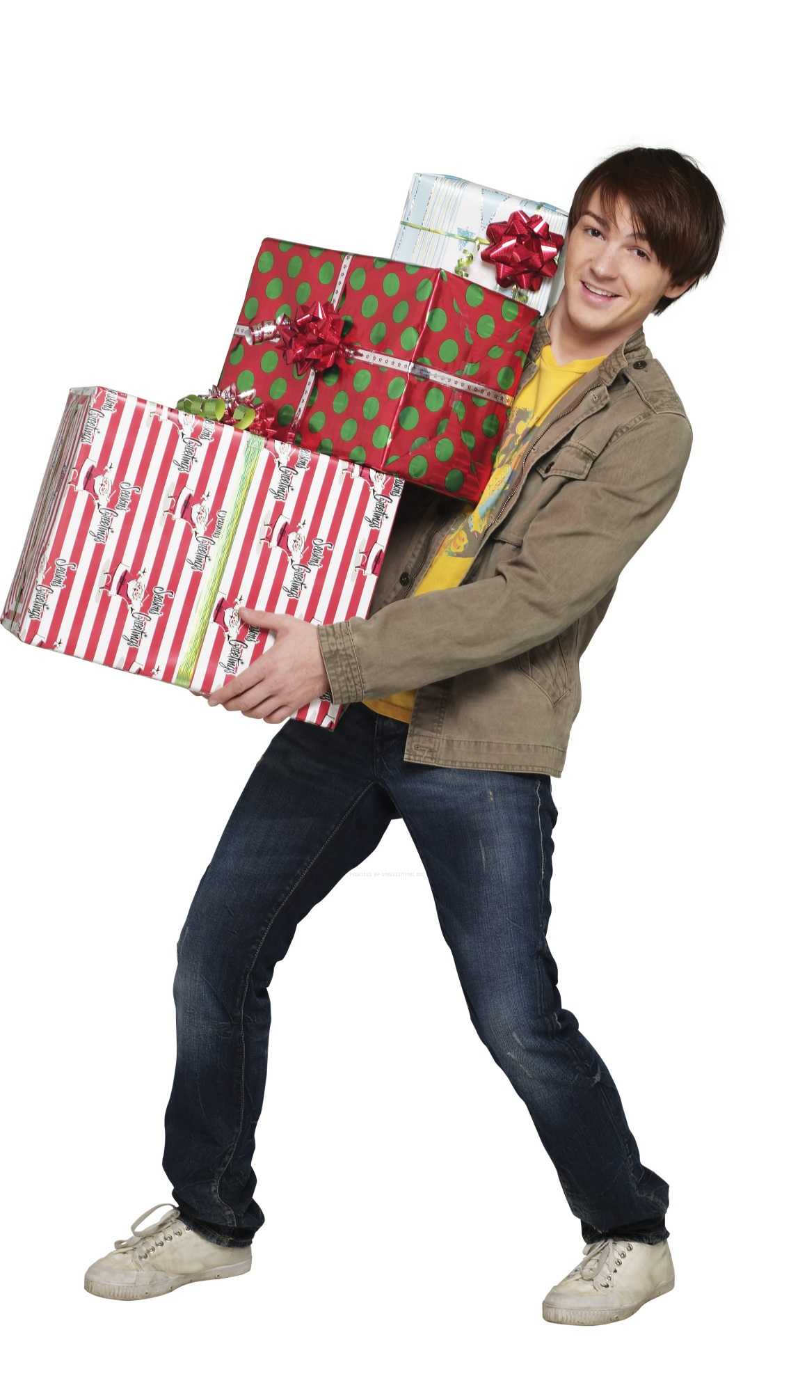 Frohe Weihnachten Drake Josh.Fröhliche Weihnachten Drake Josh