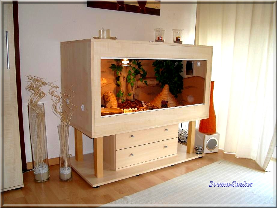 dream snakes terrarienbau. Black Bedroom Furniture Sets. Home Design Ideas