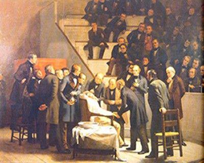 ANESTESIA PERINATAL NEONATAL Y OBSTETRICA - HISTORIA DE LA