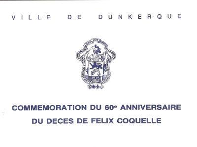 Dunkerque patrimoine urbanisme cyrille mis rolle velpry 60 me anniversaire comm moration - Chambre de commerce de dunkerque ...