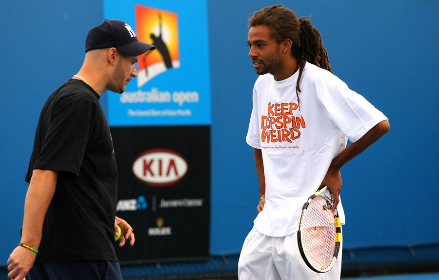 Bild:Grand Slam Australian Open 2011