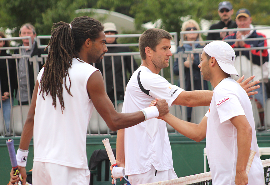 Picture: French Open 2011 Doubles