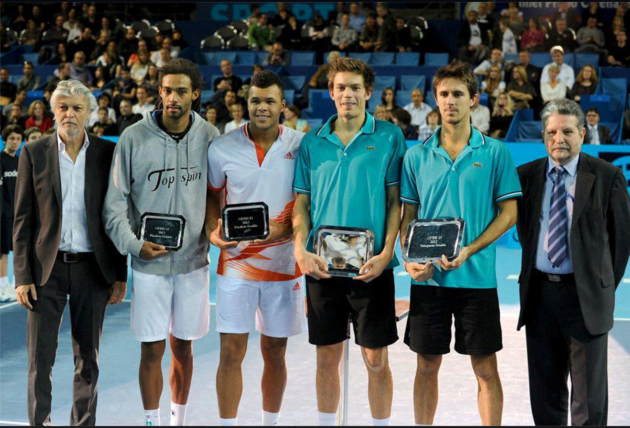 click to zoom: ATP-Tournament Open 13 Marseille 2012, France
