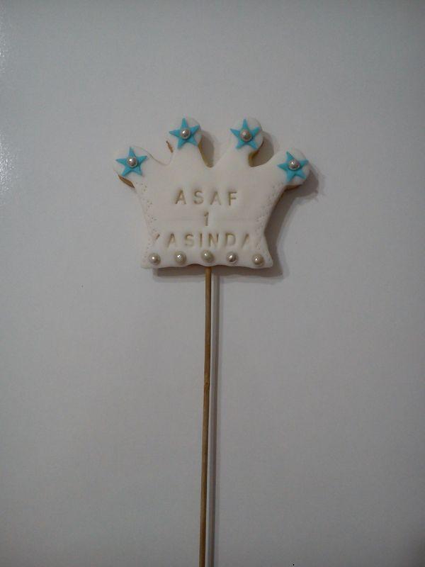 Bir yaş kurabiyesi