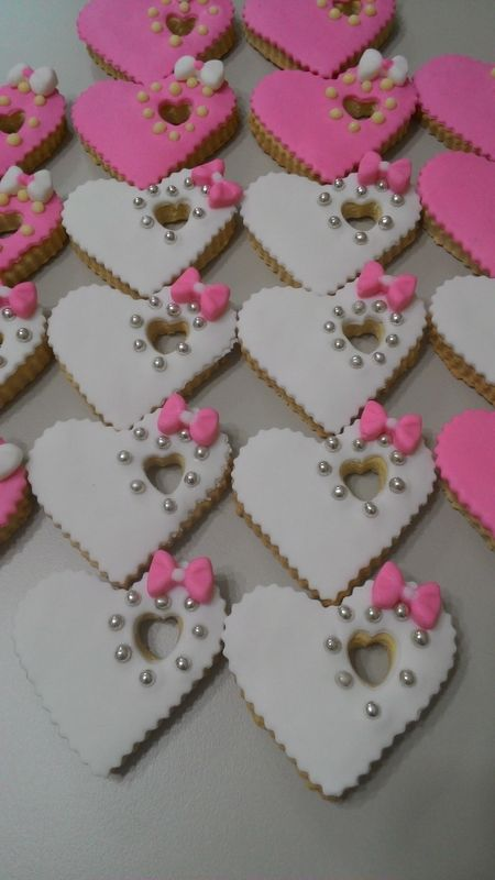 Aşk Sevgili kurabiyeleri