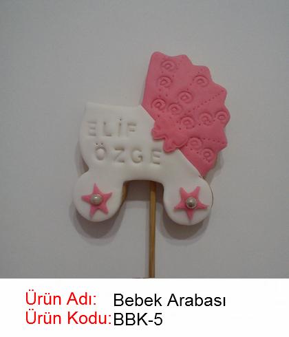 Bebek arabası bebek kurabiyesi
