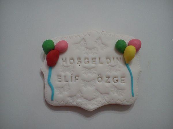 Yenidoğan kurabiyeleri