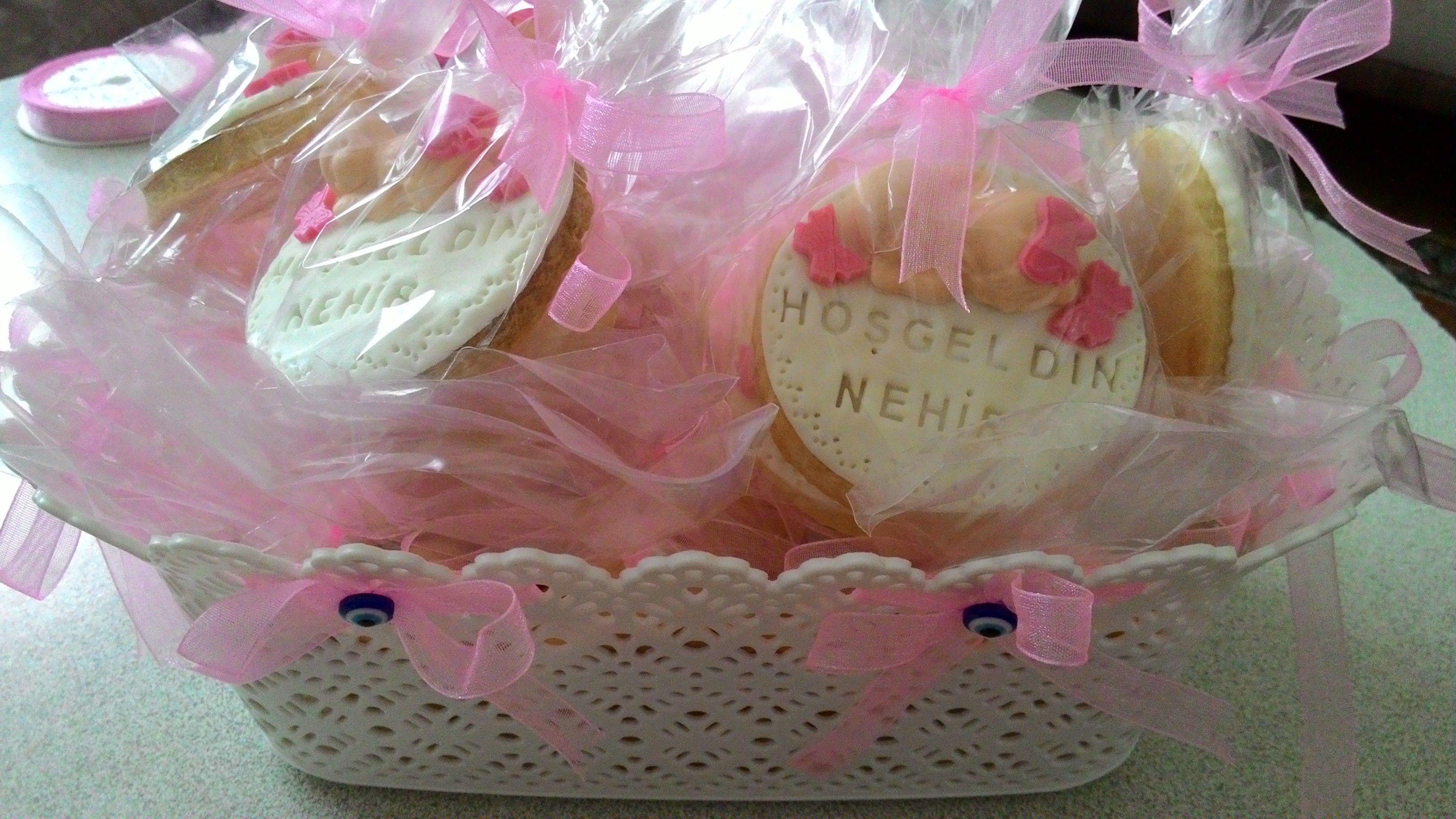 Yeni doğan kurabiyeleri