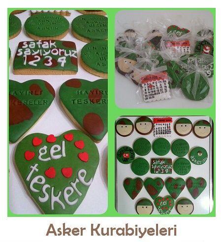 Asker kurabiyeleri