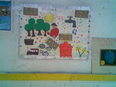 Periodico Mural De Contaminacion Ambiental