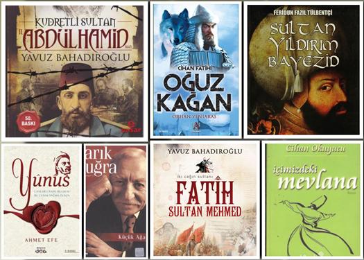 biyorgrafik romanlar, aynı dönem romanları, belli bir zamanı anlatan, roman
