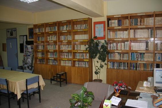 Dewey, Arif Molu, Kütüphanesi, Kocasinan