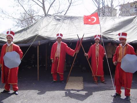 nevruz çadırı, türk dünyası çadırı