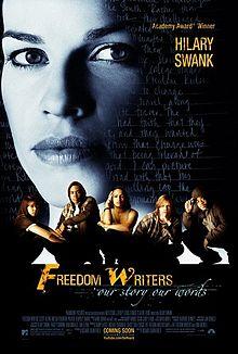 özgürlük yazarları, eğitici, öğretici, ders verici, filmler, sinema, okul