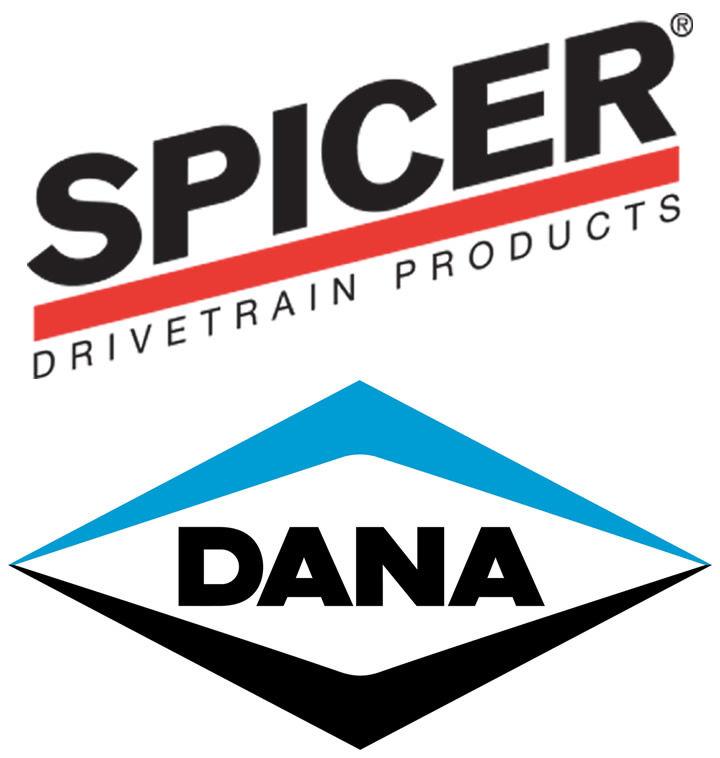 Rear Dana Spicer Trac-Lok (LSD)