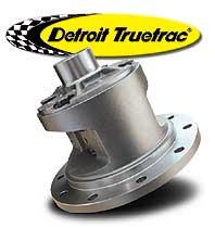 D30 y D35 con Eaton Detroit Truetrac