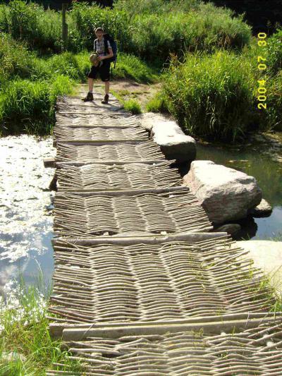 Pont de Claise bei Vresse-sur-Semoise