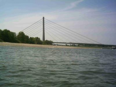 D´dorf Flehe Autobahnbrücke