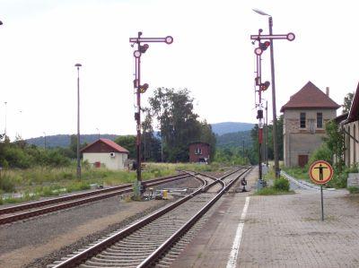Wilthen Bahnhof