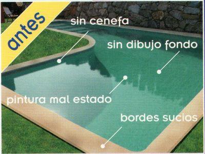 Elboscodecoraciones pinturas para piscinas for Pintura para piscinas
