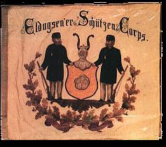 Traditionsfahne von 1882