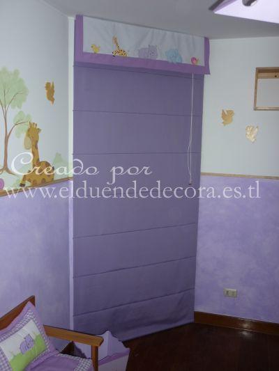 Decoracion para bebes lima peru estores y cortinas - Decoracion cortinas y estores ...