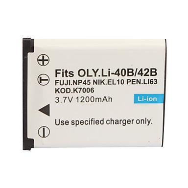 Batería para FUJI FinePix F601 F601z Zoom Z