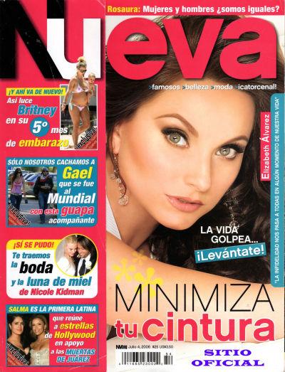 Elizabeth alvarez nueva for Revista primicias ya hoy