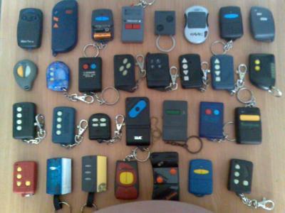 El reparador mandos garajes - Mando a distancia garaje ...
