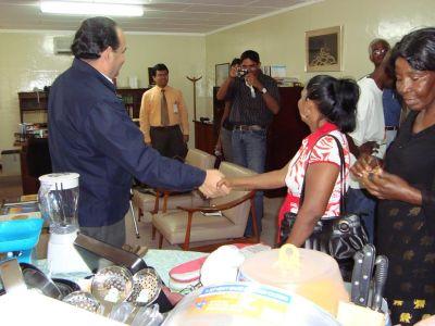 Foto para La prensa de Guyana