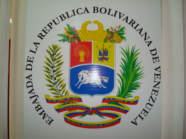 Embassy of the Bolivarian Republic of Venezuela in Guyana