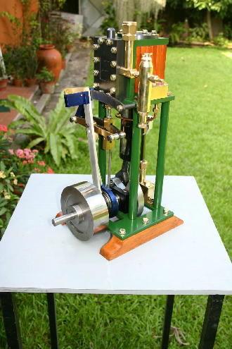 Emca Combine Steam Engines