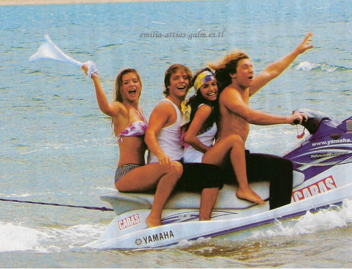 Amanda en el agua 2 amanda x