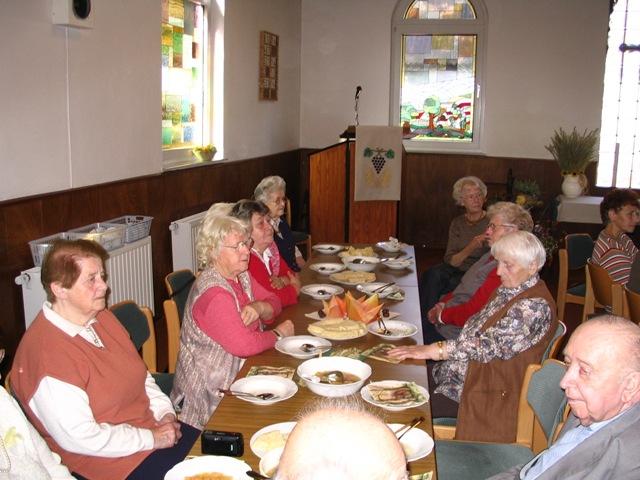 Seniorenkreis in Neerstedt