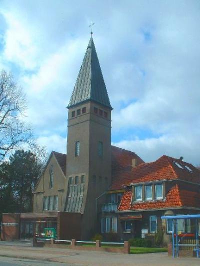 Die Christuskirche, Bremer Straße 26