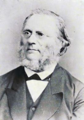 C. H. Döring, Gründer der Gemeinde