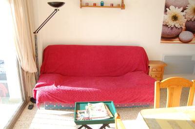 Empuriabrava nadine et jean yves descriptif appartement for Chambre avec clic clac