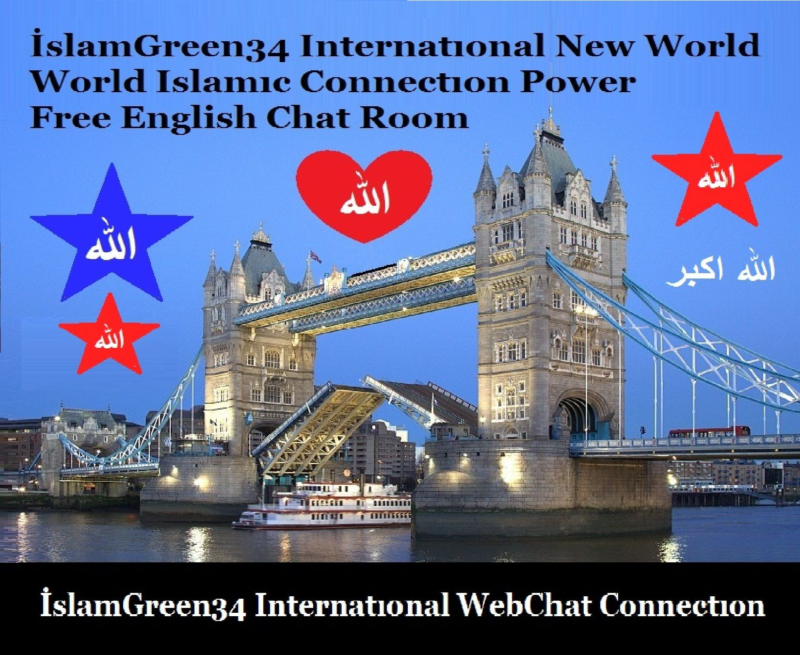 Islamic chat rooms free