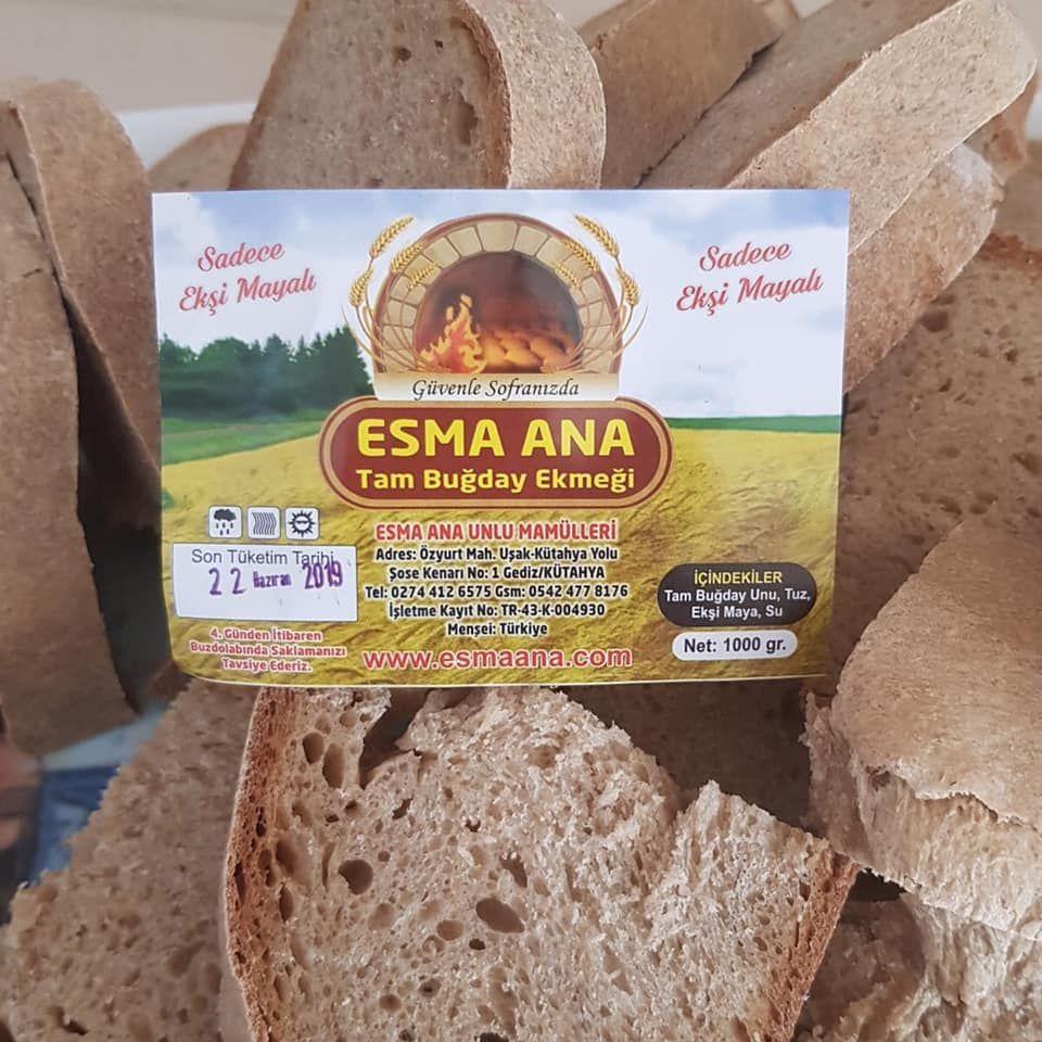 Esma Ana Ekşi Mayalı Doğal Köy Ekmeği