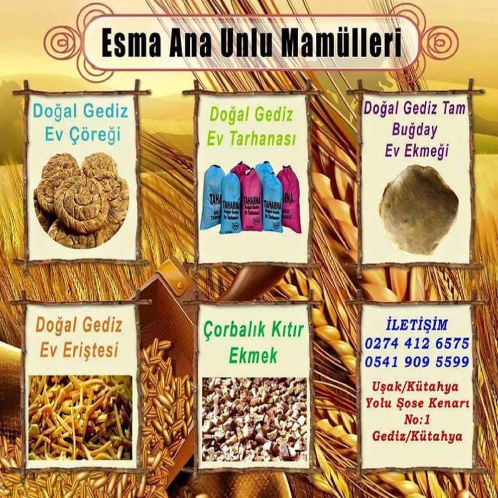 Esma Ana Unlu Mamülleri