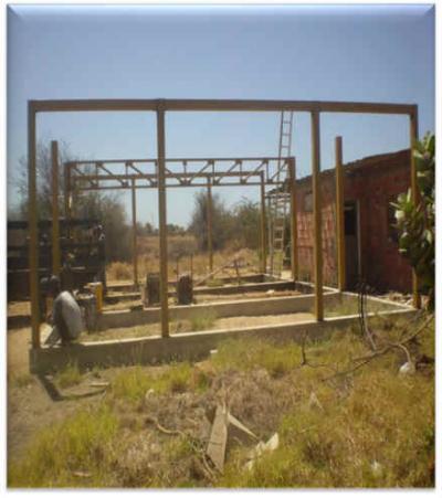 Estructuras metalicas tagliaferri estructuras metalicas - Precio estructura casa ...